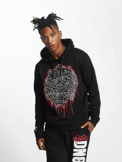 Dangerous DNGRS / Hoodie Alpha DMARK in black