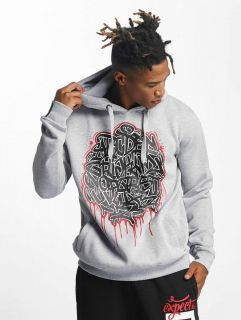 Dangerous DNGRS / Hoodie Alpha DMARK in grey
