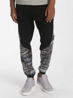 Dangerous DNGRS / Sweat Pant SKIM Trainz in black