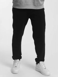 Dangerous DNGRS / Sweat Pant Twoblock in black