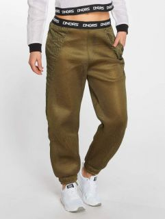 Мъжко долнище Dangerous DNGRS / Sweat Pant Vista in olive