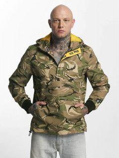 Thug Life / Lightweight Jacket Threat in green