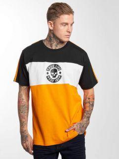 Thug Life / T-Shirt Life Lion in orange