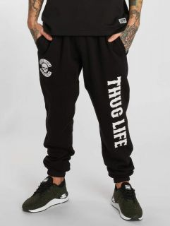 Thug Life / Sweat Pant TLSP124 in black