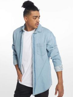 Just Rhyse / Shirt Denim in blue