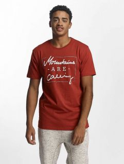 Just Rhyse / T-Shirt Kasaan in red