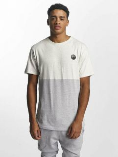 Just Rhyse / T-Shirt Divided in white