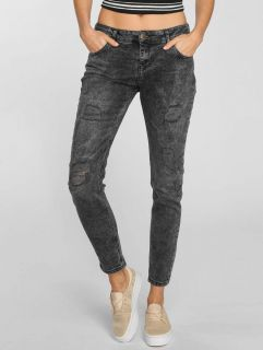 Just Rhyse / Boyfriend Jeans Bubbles in grey