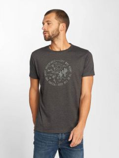 Just Rhyse / T-Shirt Sant Lucia in grey
