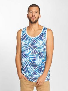 Just Rhyse / Tank Tops Alcata in blue