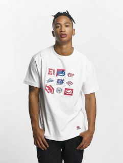 Мъжка тениска Ecko Unltd. / T-Shirt Clifton in white