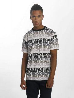 Ecko Unltd. / T-Shirt TroudÀrgent in white