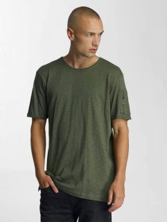 Who Shot Ya? / T-Shirt Haora in olive