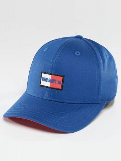 Who Shot Ya? / Snapback Cap Daddy Fit in blue