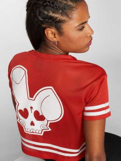 Who Shot Ya? / T-Shirt Short Mesh in red