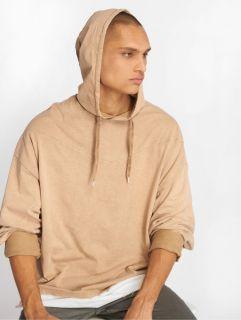 Bangastic / Hoodie Blunde Oversize in beige