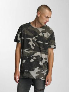 Bangastic / T-Shirt Fiano in camouflage