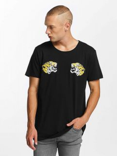Bangastic / T-Shirt Tiger in black