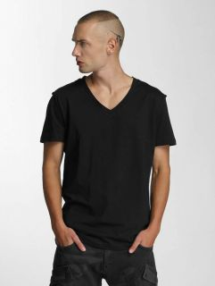 Bangastic / T-Shirt V-Neck in black