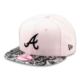 Шапка New Era Braves 9FIFTY Womens Snapback