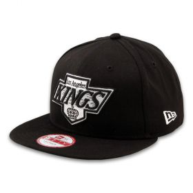 Шапка New Era LA Kings Black/White 9FIFTY Snapback