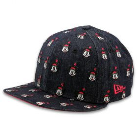 Шапка New Era Denim Minnie Mouse 9FIFTY Womens Snapback