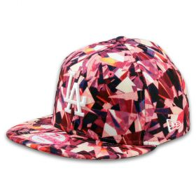 Шапка New Era Pink Prism 9FIFTY Womens Snapback