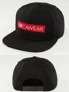 Rocawear / Snapback Cap Logo in black
