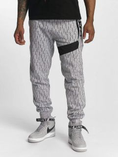 Dangerous DNGRS / Sweat Pant Lemon in grey
