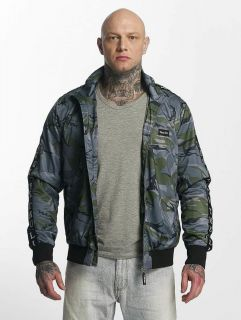 Thug Life / Lightweight Jacket Wired in grey