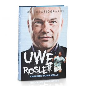 Manchester City Uwe Rosler Autobiography
