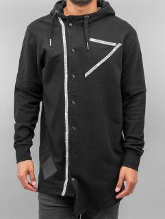 Bangastic / Zip Hoodie Banger in black