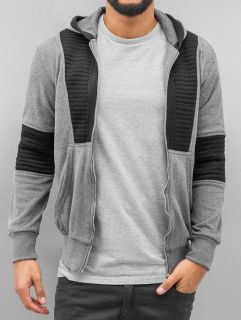 Bangastic / Zip Hoodie Hanau in grey