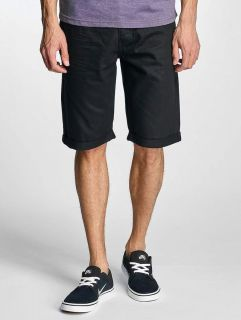 Just Rhyse / Short Dakar in black