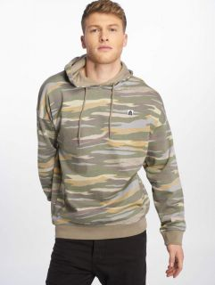 Just Rhyse / Hoodie Sucre in camouflage