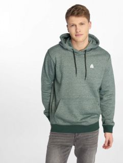 Just Rhyse / Hoodie Chacaltaya in green