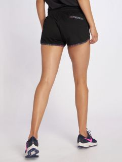 Just Rhyse / Performance Shorts Kaihiku Active in black